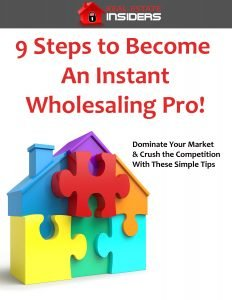 9 tips to wholesaling